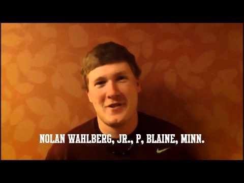 UMC Baseball Post-Game Interviews vs. Bethany (2/20/15)