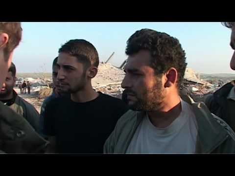 Gaza, the killing fields.
