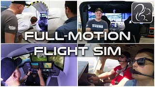 The Best Flight Simulation Experience I