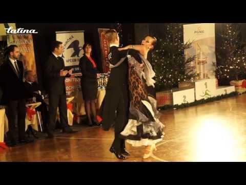 LATINA Dance Studio - Wolsztyn - Mikołajkowy Turniej Tańca W Zielonej Górze - Listopad 2013