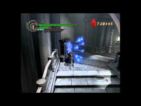 Devil May Cry 4 - 9500gt ( High Settings ) Dx9