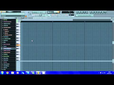How to set up a MIDI keyboard in FL Studio 10