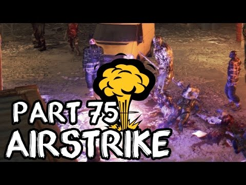 Let's Play Dying Light Deutsch German PC Gameplay #75 - Airstrike Incoming