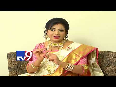 Anveshana team finds actress Priya Raman in Chennai! - TV9