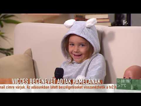 Hódi Pamela: Krisztiánnal együtt visszük óvodába Natit - tv2.hu/mokka