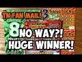 HUGE WINNER On TN FAN MAIL 3 Times Lucky Black Cherry Doubler TENNESSEE LOTTERY mp3