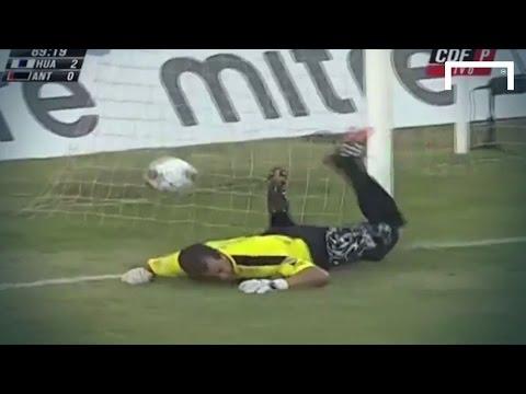 Disastrous fail by Goalkeeper