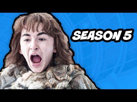 Game Of Thrones Season 5 Cutting Bran Stark Story