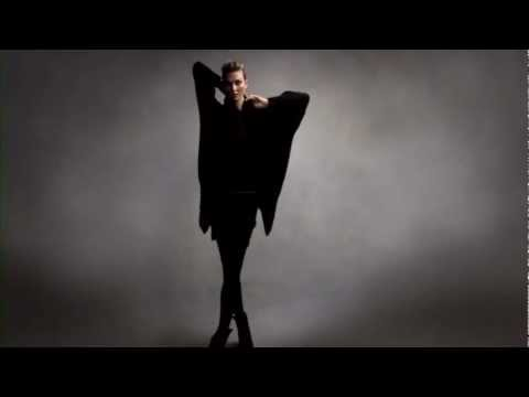 Donna Karan Resort 2012 Cashmere Collection Video