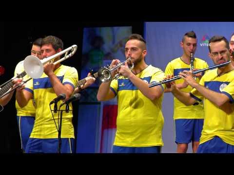 Sport Fanecas de Baixo - Dan�a de Pandeiro de S�o Bartolomeu - Carnaval 2015