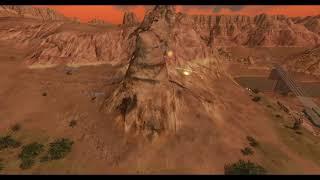 Mechwarrior Living Legends Chaos March B401 FWL Attack Shensi Map 1 Palisades