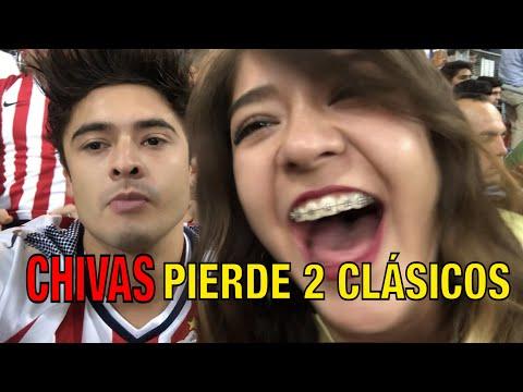 AMERICA HUMILLA AL CHIVAS | CHIVAS 0-2 AMERICA 2019 | Armando Calderón