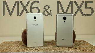 Менять ли Meizu Mx5 на Mx6  ? -- СРАВНЕНИЕ и ОБЗОР