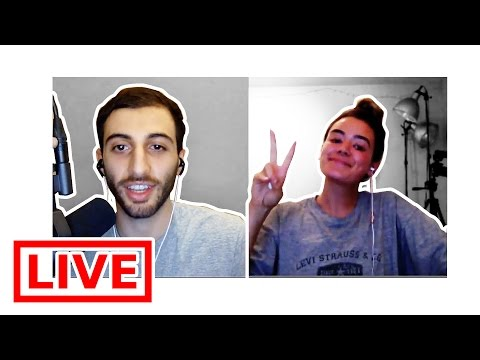 LIVE Guest Chat with Justin Odisho: Talking about Filmmaking & Editing
