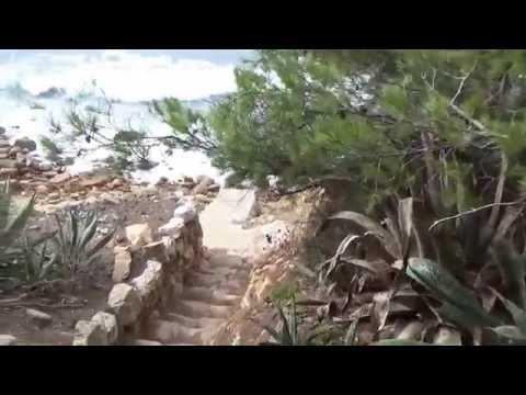 """""""Le sentier de douannier"""", St Mandrier-Sur-Mer (part 1)"""