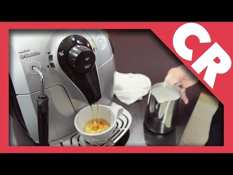 Saeco Xsmall Espresso Machine | Crew Review