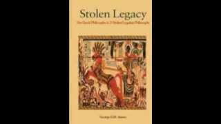 George G.M. James: Stolen Legacy(chapter2,3/9)audiobook