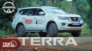 2020 Nissan Terra VL: SUV for Family and Off-Road Travels