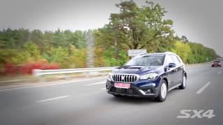 Новый Suzuki SX4 УЖЕ в Украине!