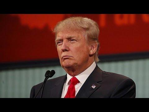 Elecciones EEUU: Trump se mantiene como favorito entre los candidatos republicanos
