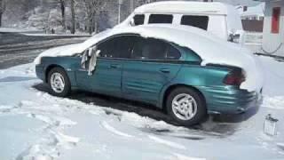 Pontiac Grand Am Cold Start, Exhaust, and Tour