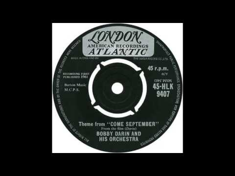 Theme From 'come September' - Bobby Darin And His Orchestra (vinyl Rip) video