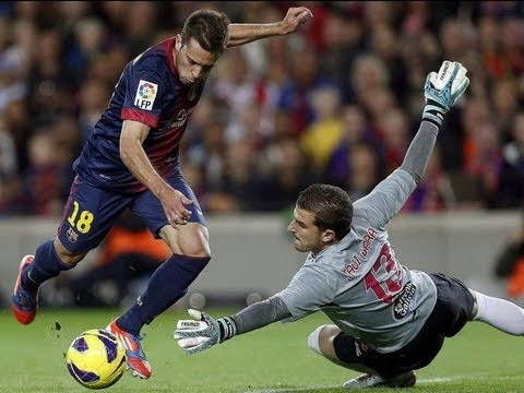 Jordi Alba ● Speedy Gonzales