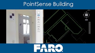 PointSense Building: Point Clouds to Plans in AutoCAD
