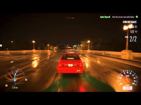 Need For Speed 2015 - Horses for Courses (Circuit Race) 1st Place Mustang Gameplay, Rep Lvl 5