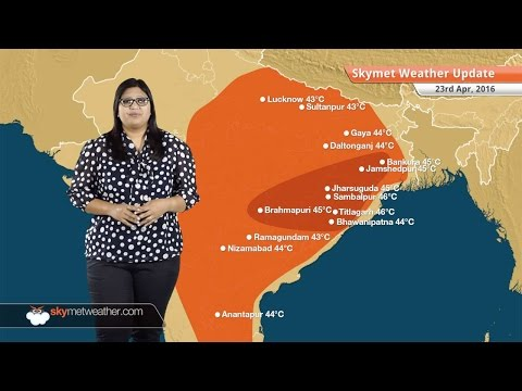 Weather Forecast for April 23: Heavy rain in Northeast India, severe heatwave in Odisha, Maharashtra