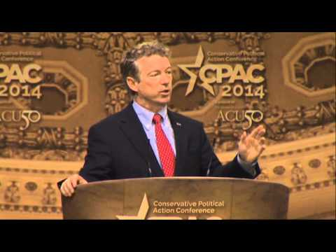 Sen. Rand Paul Fires Up 'liberty Lovers'