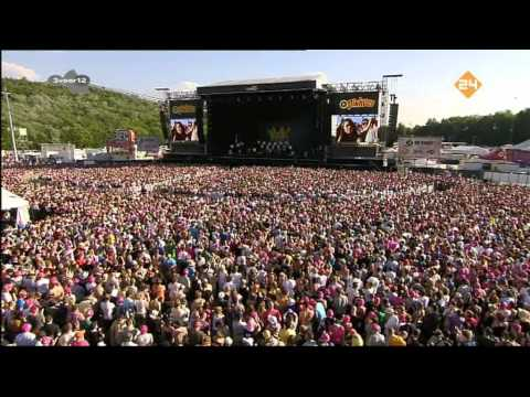 Performance of Mumford &amp; Sons on Pinkpop 2012. Setlist: 1. 00:15 Lovers Eyes 2. 7:15 Roll Away Your Stone 3. 12:20 White Blank Page 4. 17:20 Below My Feet 5....