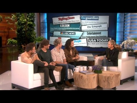 Harry Discusses the Awkwardness of Talking About Zayn