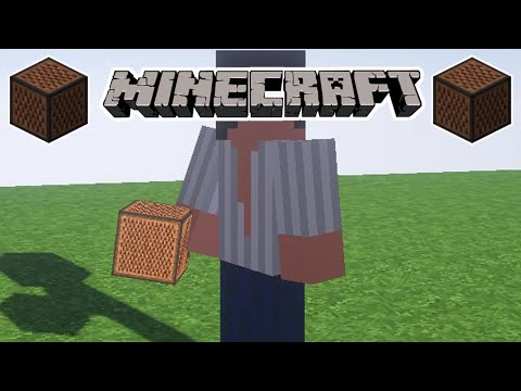 ♪ [FULL SONG] MINECRAFT In Your Arms by Nico & Vinz in Note Blocks (Wireless) ♪