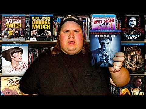 My Blu-ray Collection Update 4/5/14 : Blu ray and Dvd Movie Reviews
