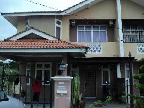 Seaside Homestay: Rumah 2 Tingkat  semiD Tmn Desa MPKT Cendering