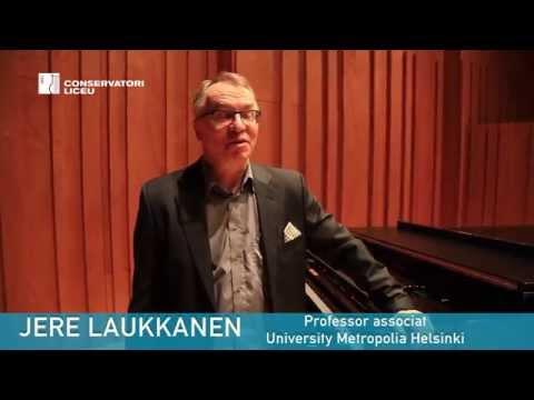 Liceu Big band amb Jere Laukkanen