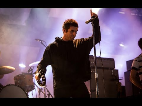Liam Gallagher - Don't Look Back In Anger [Full Band LIVE Mix]