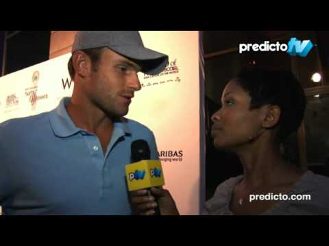 Predicto TV - Andy Roddick, Aleksandra Wozniak Video