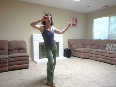 How To Dance Merengue: For Dance Exercise video