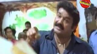 Ravanaprabhu Malayalam Movie Dialogue Scene By Mohanlal & Napoleon | Malayalam Hit Movies