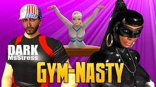 "Dark MsStress - ""Gym-Nasty"" (TG TF Animation)"