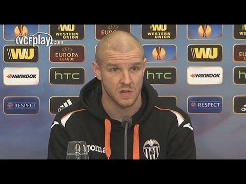 Valencia CF: Philippe Senderos: 'Vamos a competir y a llevar al Valencia CF donde se merece'