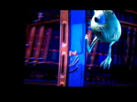 Monster Inc Find Boo Door Youtube