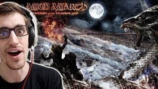 "Download Lagu Hip-Hop Head's FRST TIME Hearing AMON AMARTH: ""Twilight Of The Thunder God"" REACTION Gratis STAFABAND"