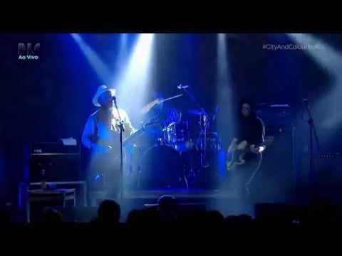 City and Colour LIVE Show Completo @ Rio de Janeiro, Brasil  - Full Concert