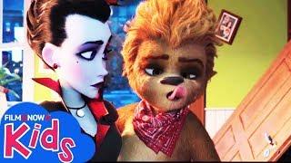 Monster Family | Tutte le più belle clip dell'animazione in CGI