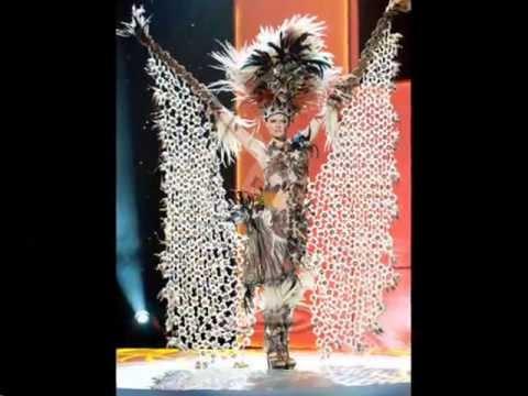 Mi top 30 mejores trajes tipicos del Miss Universo 2011