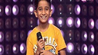 Vishwaprasad ganagi subhan allah performance in voice india kids