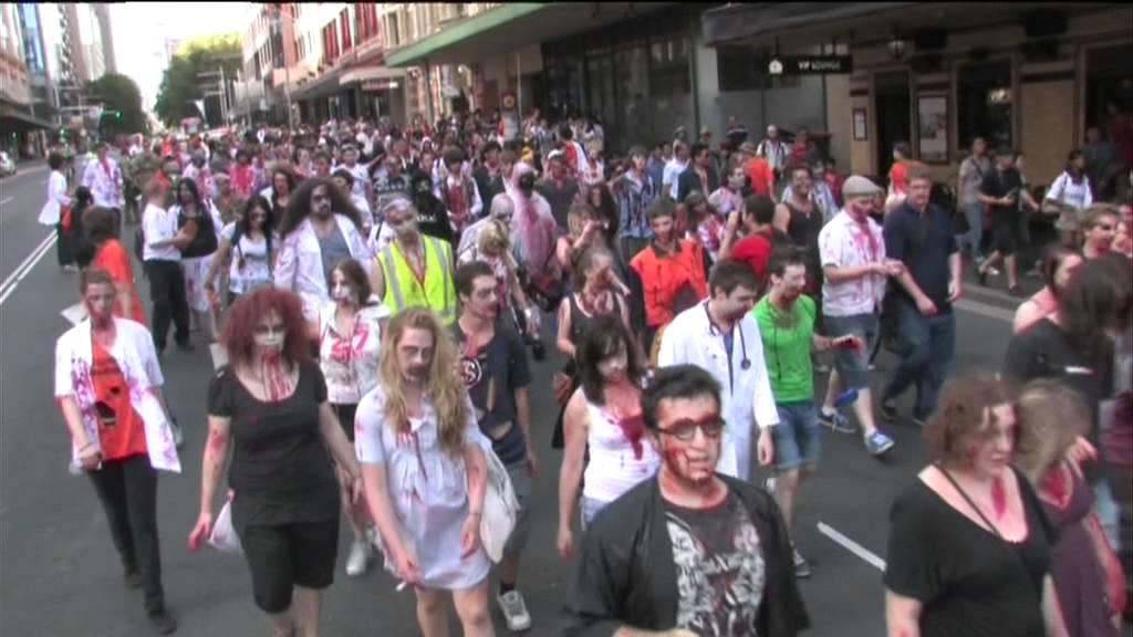 zombie walk sydney 2014 1040 - photo#5